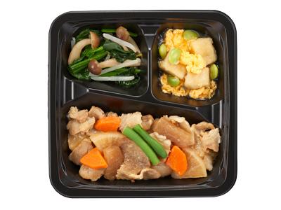 豚肉と根菜のやわらか旨煮